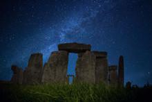 Starry Night Stonehenge - One ...