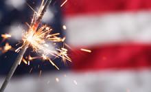 4th Of July Sparkler
