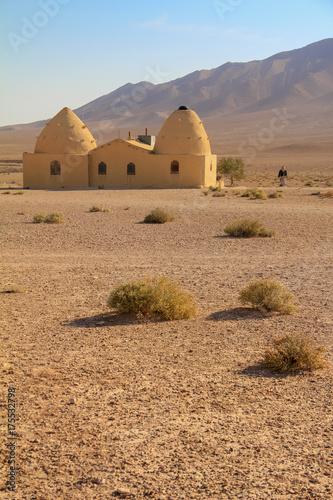 Fotografering  Bagdad Cafe 66, Palmyra