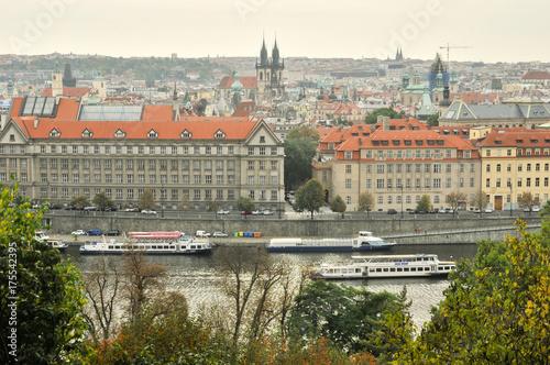 Obraz na dibondzie (fotoboard) Praga