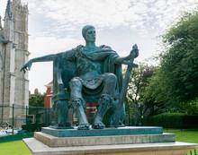 Emperor Constantine In Bronze ...