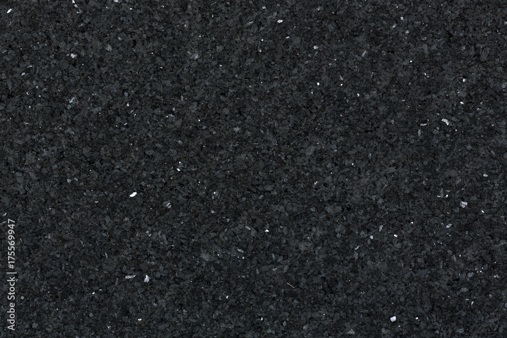 Fototapeta Black granite texture for backgrounds and overlays.