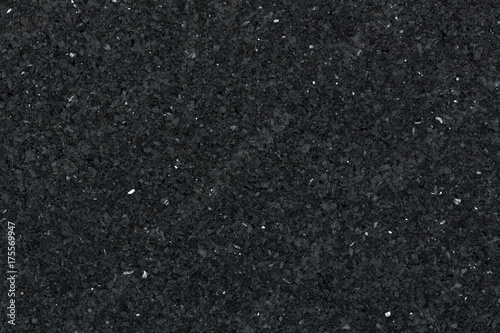 Stickers pour porte Marbre Black granite texture for backgrounds and overlays.
