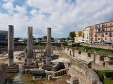 Pozzuoli Tempio Di Serapide