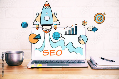 Startup and web concept