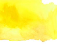 Sunny Watercolor Wash