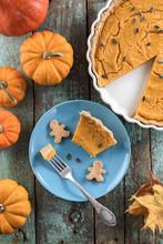 Healthy Thanksgiving Dessert. ...