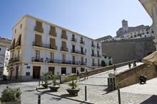Old Town Of Eivissa, Dalt Vila...