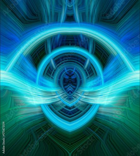 Plakat Duch wody