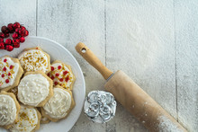 Sugar Cookies And Rolling Pin ...
