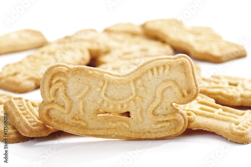 Butter Spekulatius Biscuits Buy This Stock Photo And Explore