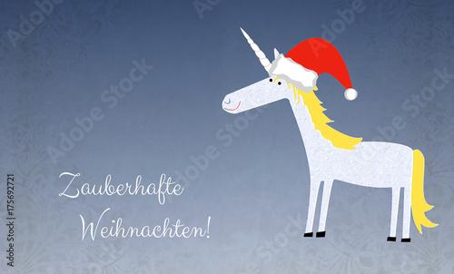 Fototapeta Magiczne Święta Bożego Narodzenia