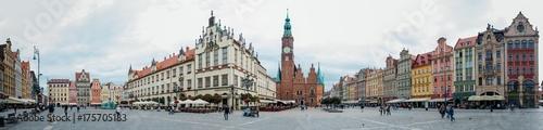 Fotografia Market Square Panorama I