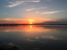 Sunset Elgin Oklahoma