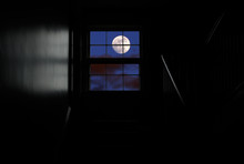 Full Moon In The Window