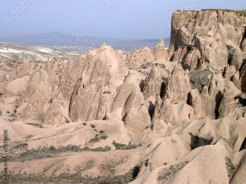 Cheminees De Fee Et Phenomene Geologique De La Cappadoce Buy This