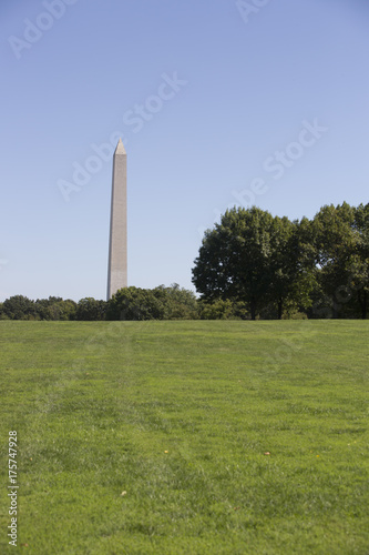 Fotografie, Obraz  Washington Monument in Washington District of Columbia