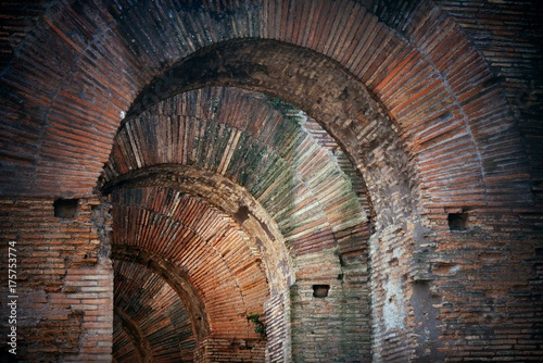 Foto Rome Forum Archway