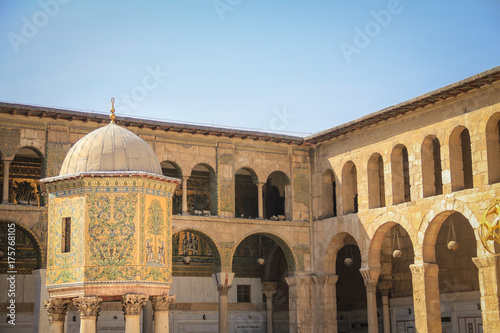 Umayyad Mosque, Damaskus