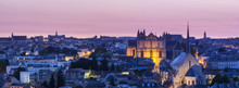 Panorama Of Poitiers With Cath...