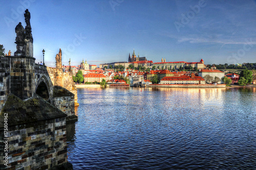Obraz na dibondzie (fotoboard) Republika Czeska