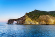 canvas print picture Pollara and Punta Perciato, Salina, Aeolian Islands, Sicily, Italy