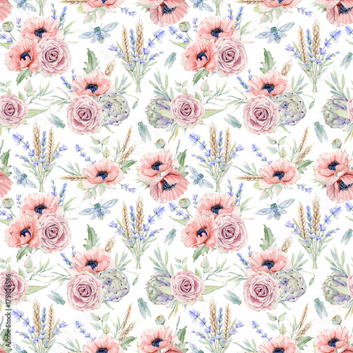 watercolor-seamless-pattern-with-flowers