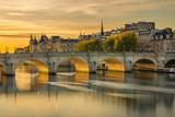 Fototapeta Fototapety Paryż - Le Pont Neuf à Paris