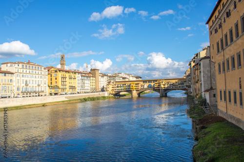 Obraz na dibondzie (fotoboard) Ponte Vecchio we Florenz