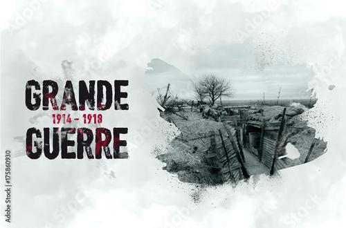 Photo Grande Guerre 14-18