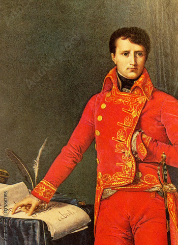 Photographie  Portrait of Napoleon Bonaparte