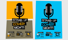 Stand Up Comedy Night! (Flat S...