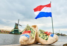Holland. Wooden Shoes Netherla...
