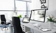 office desktop hotel website
