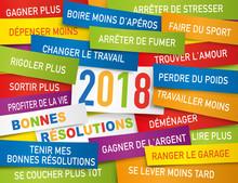 2018 - Bonne Résolution - Car...