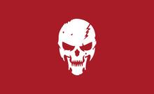 Skull Head Logo