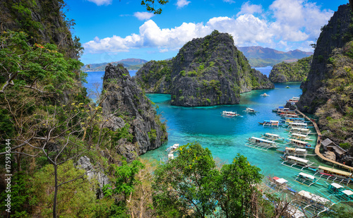 seascape-coron-wyspa-filipiny