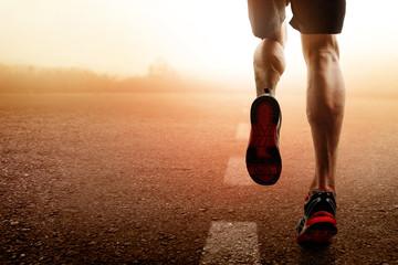 Čovjek trči