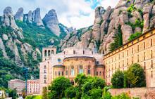 Santa Maria De Montserrat Abbe...