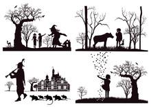 Märchen, Hänsel Und Gretel, ...