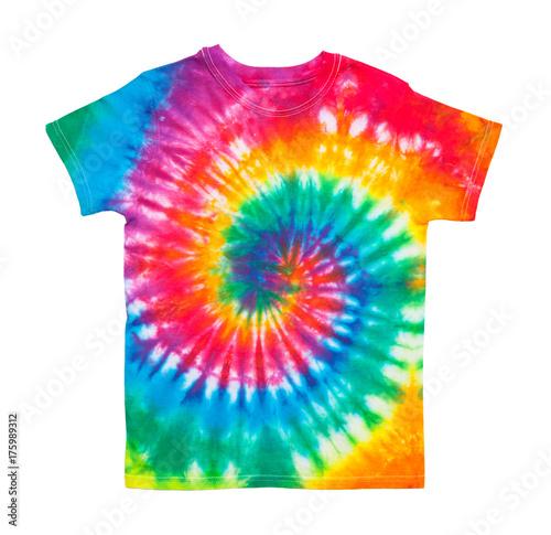 Photo  Tie Dye Shirt