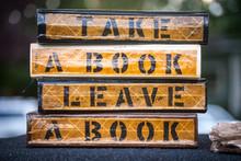 Take A Book Leave A Book Lendi...