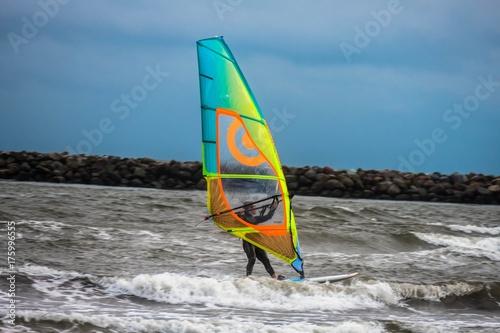 Windsurfing, Ostsee