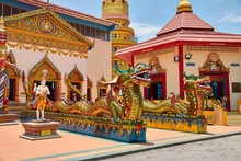 Penang Temple.