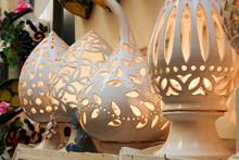 Apulian Ceramic Lamps