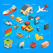 Purchase and delivery of goods from the online shop