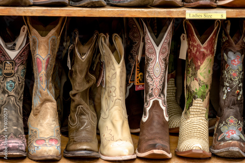 Valokuva  Cowboy Store