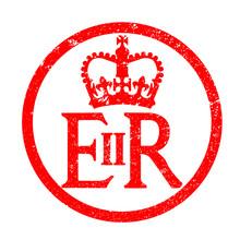 Elizabeth's Reign Emblem Rubbe...