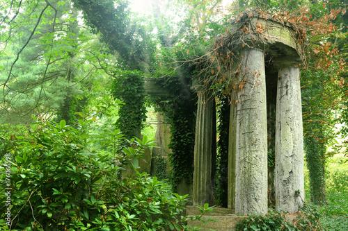 Photo Stands Ruins Landschaft 424