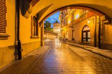 Brama Floriańska  Kraków